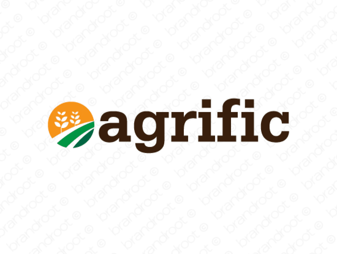 Brandable Domain Name - agrific.com