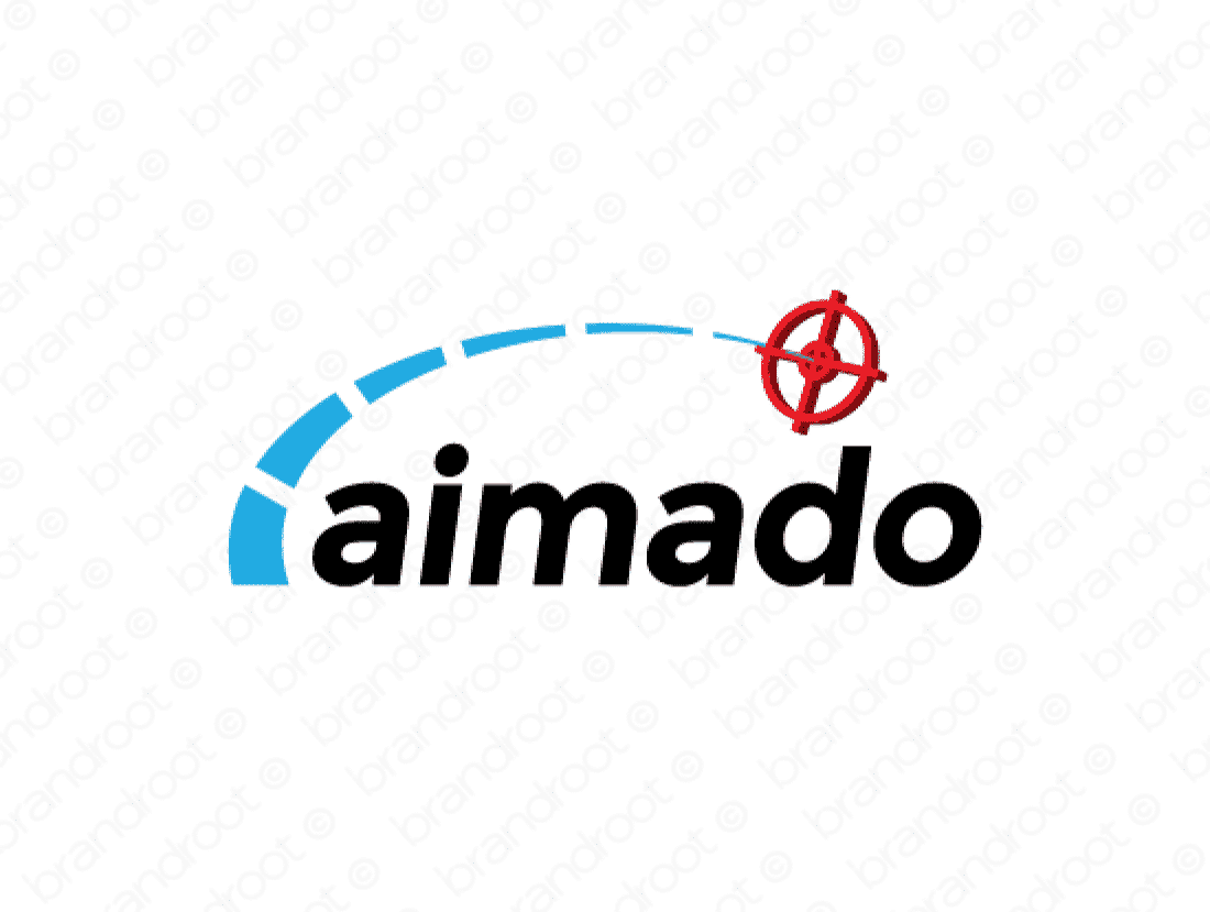 Brandable Domain Name - aimado.com