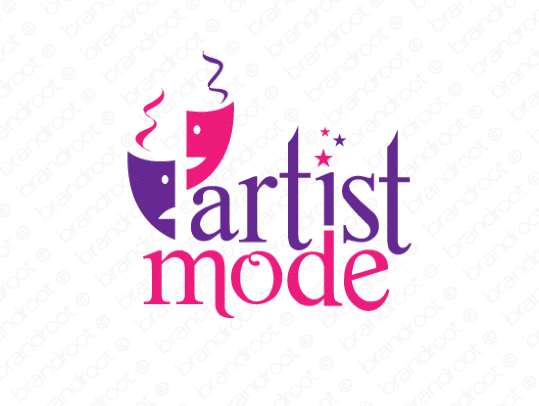Brandable Domain Name - artistmode.com