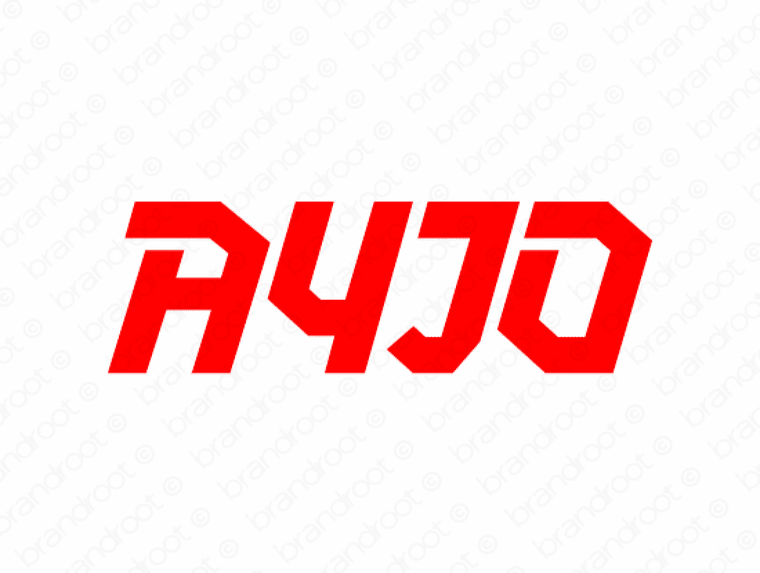 Brandable Domain Name - ayjo.com