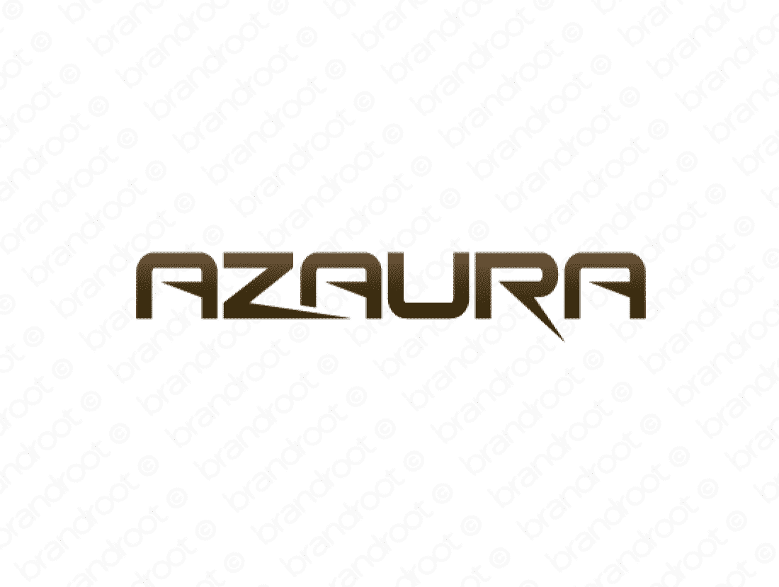 Brandable Domain Name - azaura.com