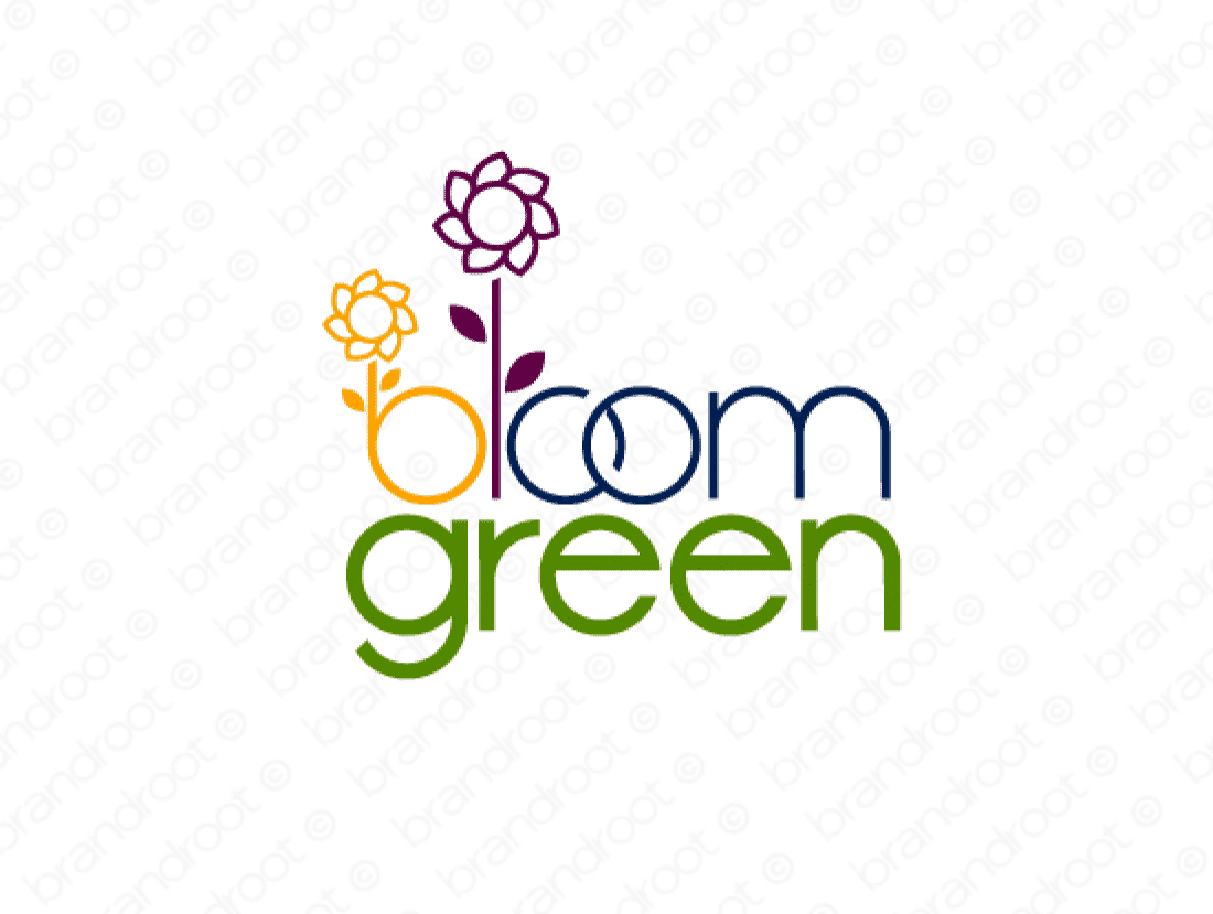 Brandable Domain Name - bloomgreen.com