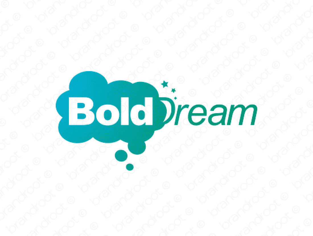 Brandable Domain Name - bolddream.com