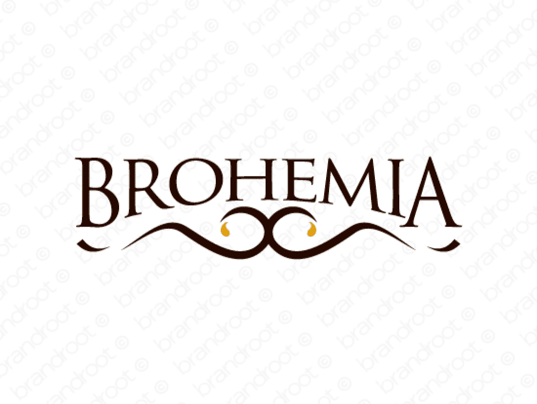 Brandable Domain Name - brohemia.com