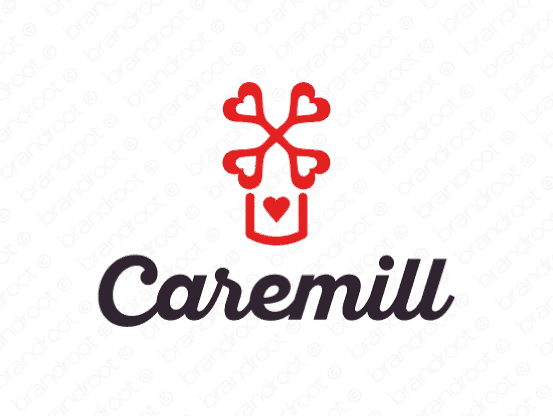 Brandable Domain Name - caremill.com