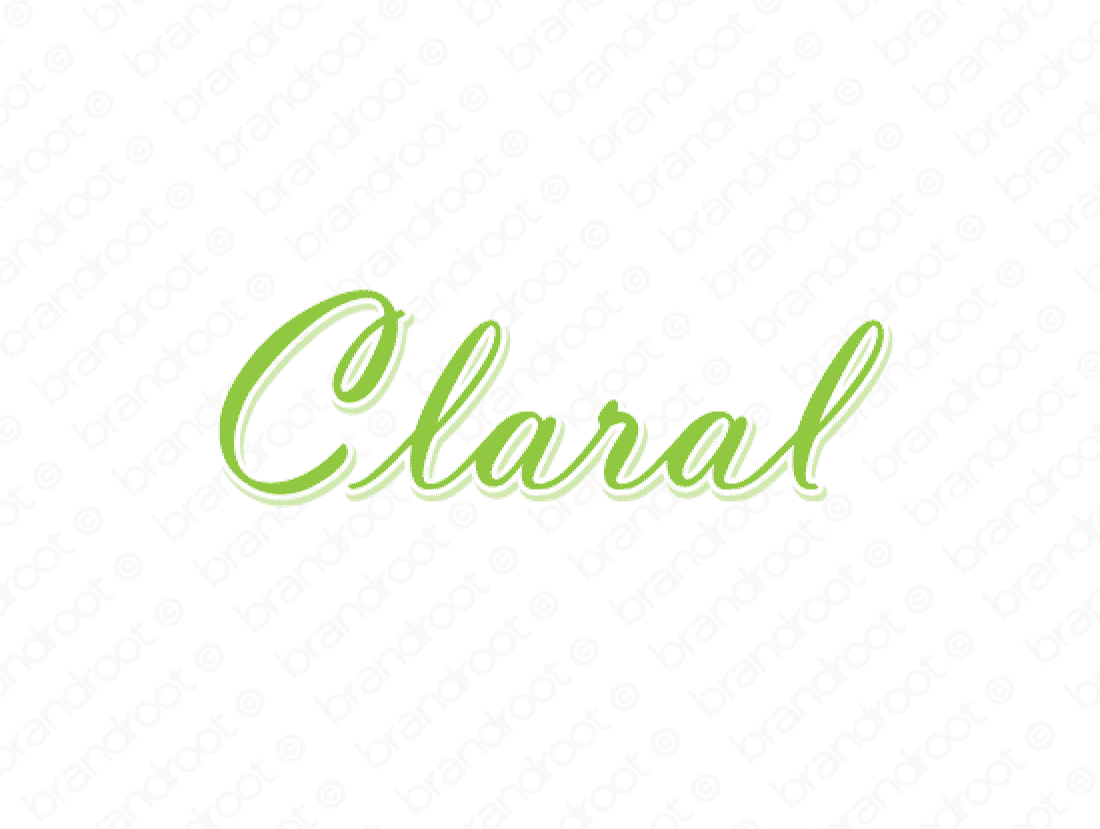 Brandable Domain Name - claral.com