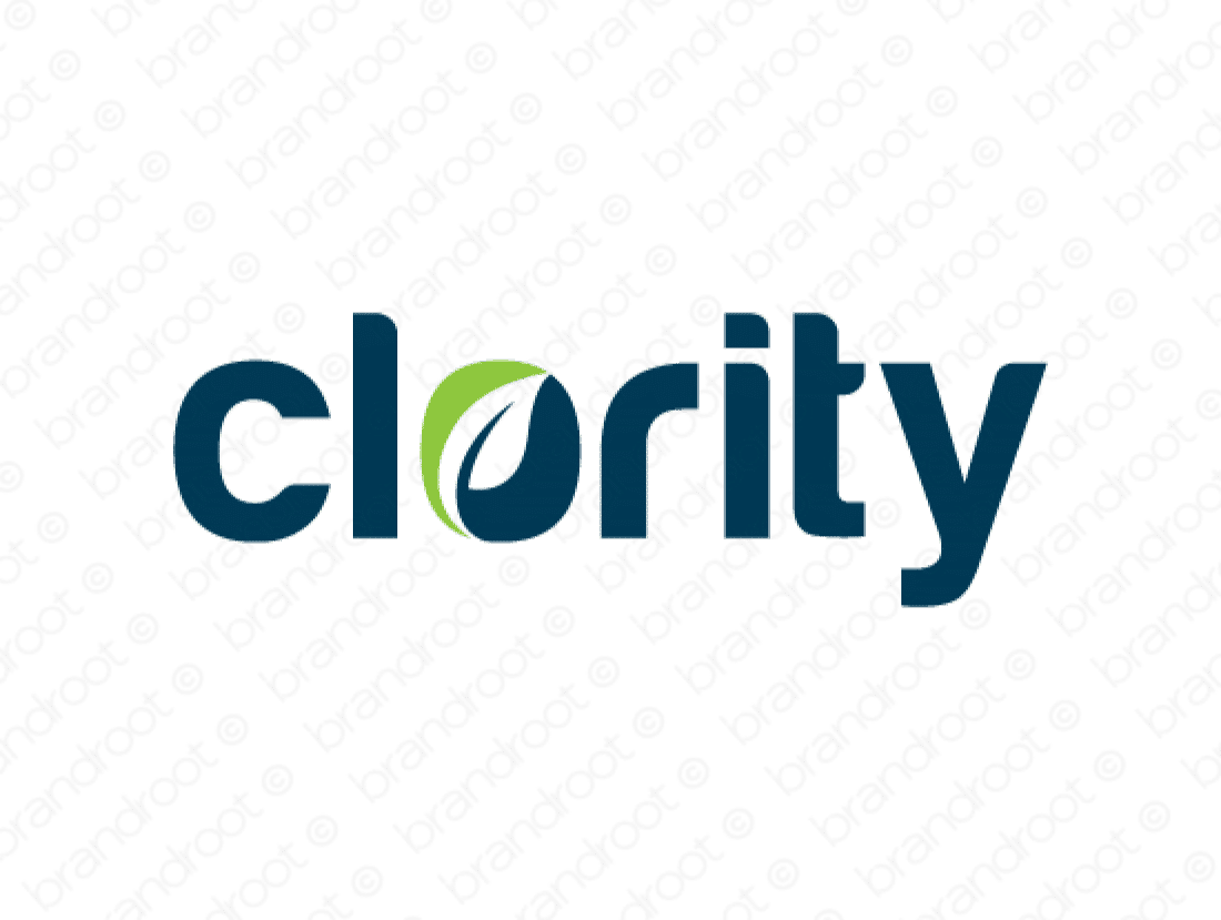 Brandable Domain Name - clority.com