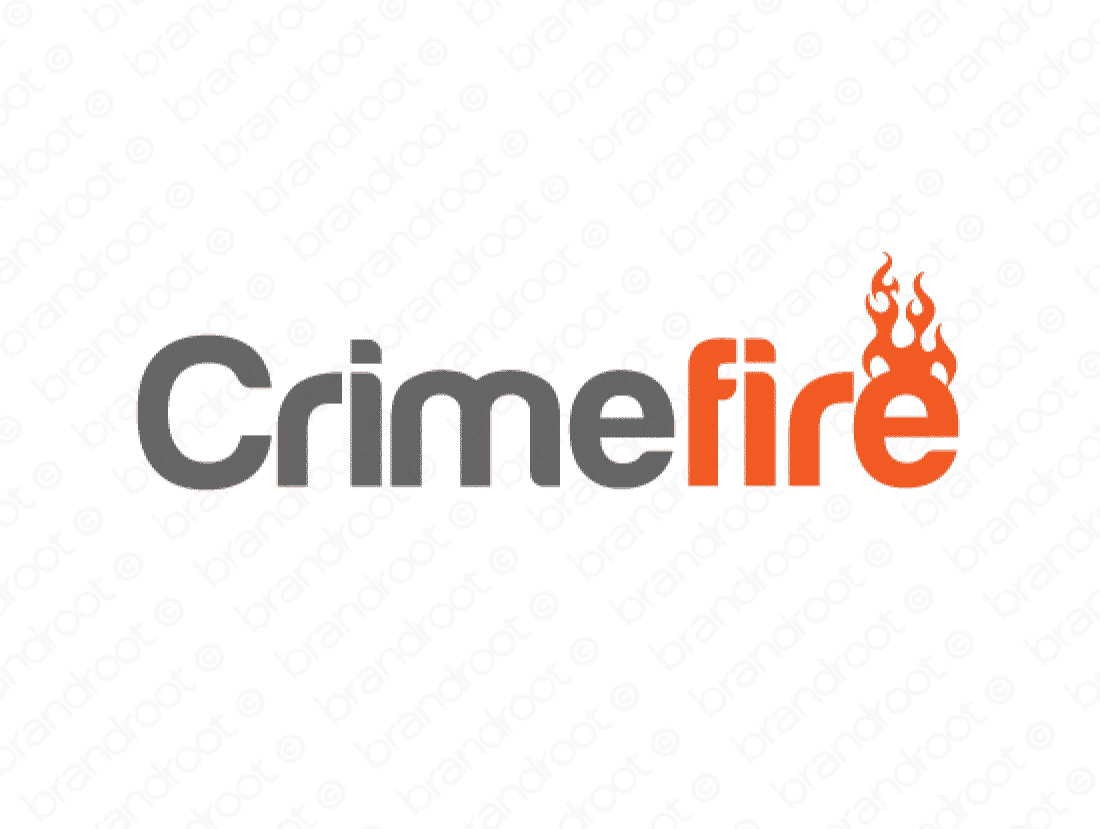 Brandable Domain Name - crimefire.com