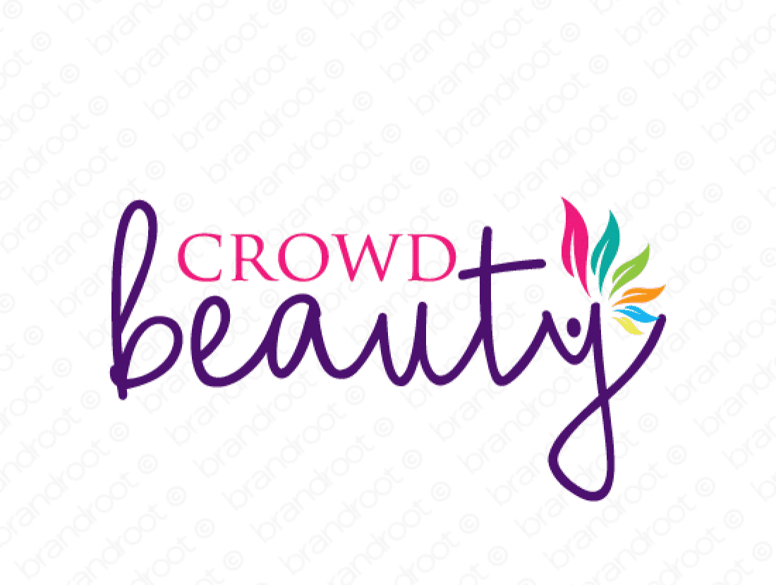 Brandable Domain Name - crowdbeauty.com