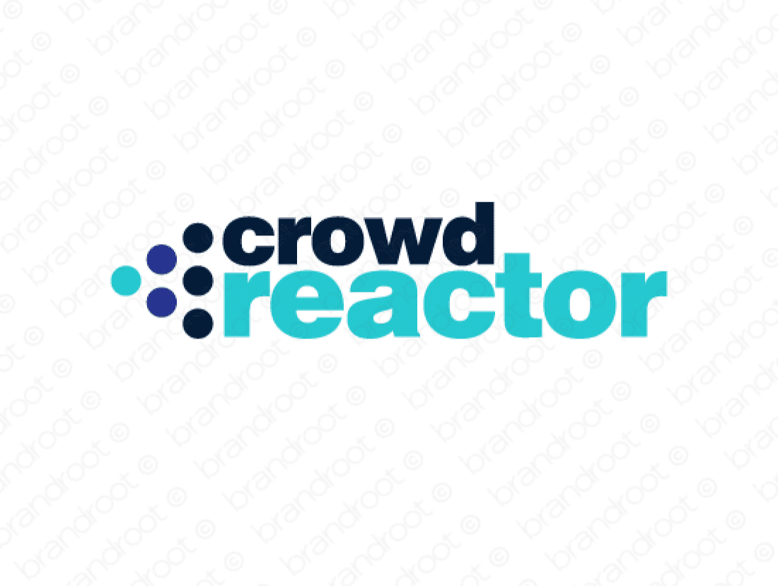 Brandable Domain Name - crowdreactor.com
