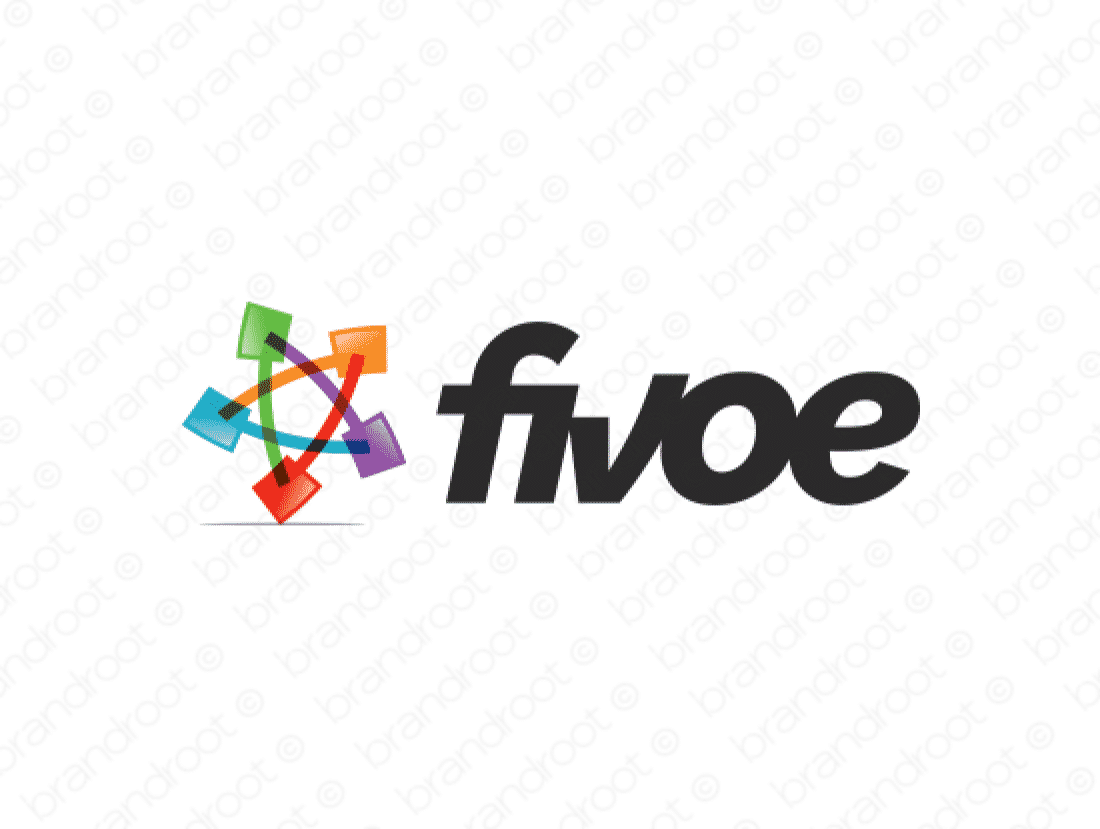 Brandable Domain Name - fivoe.com