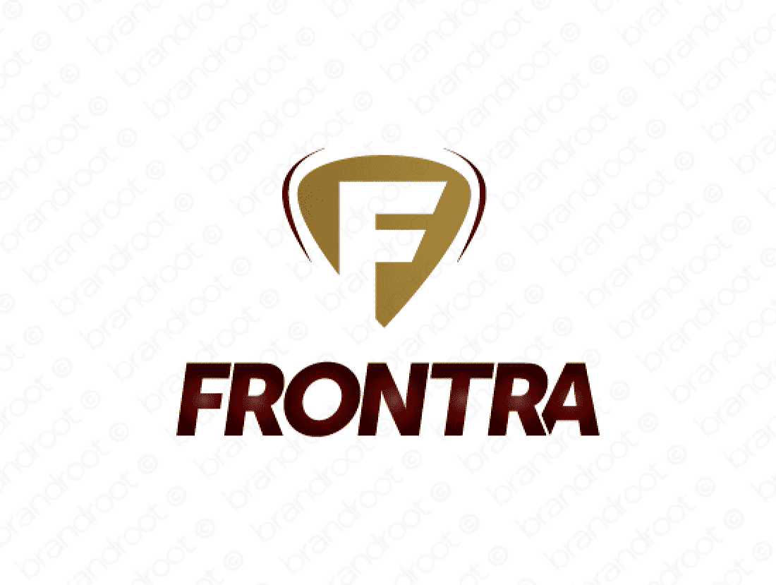 Brandable Domain Name - frontra.com
