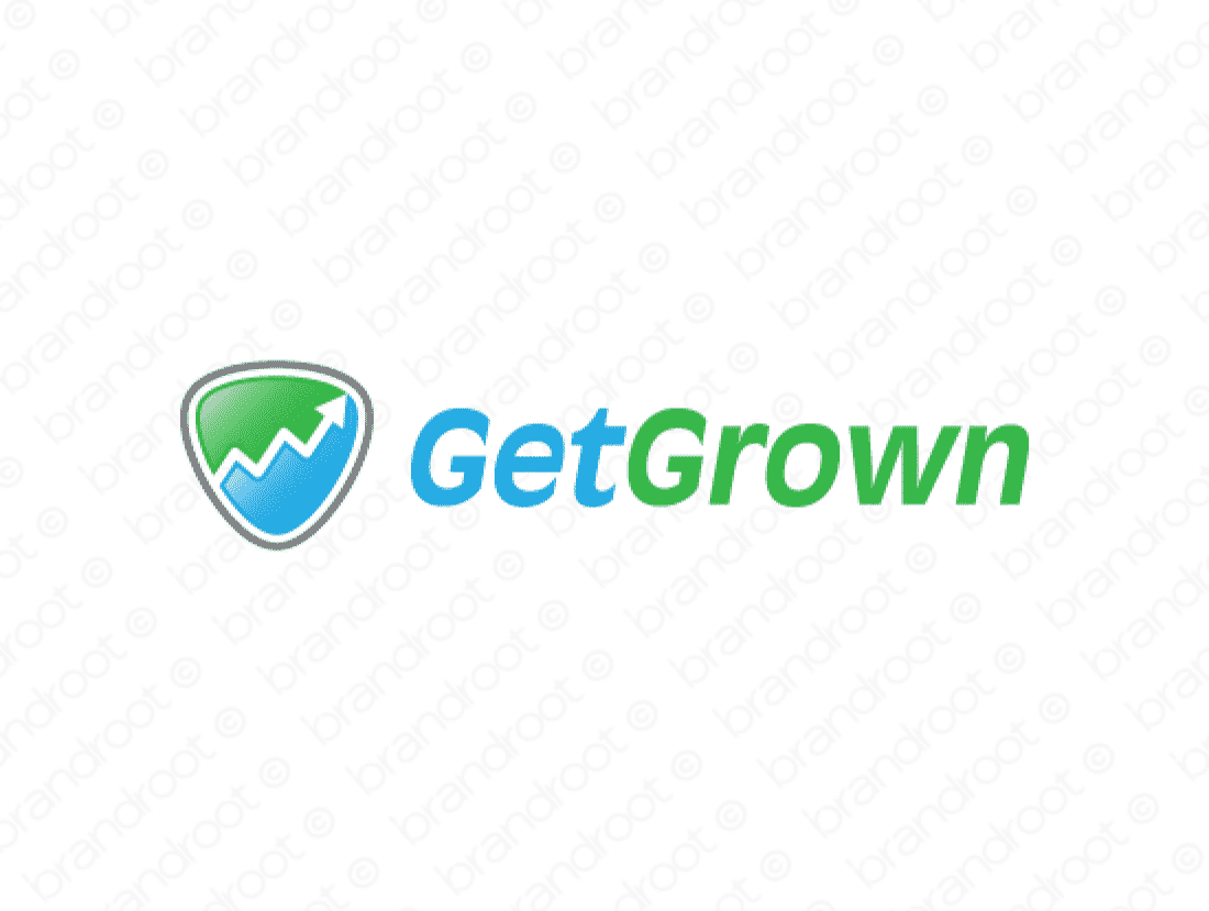 Brandable Domain Name - getgrown.com