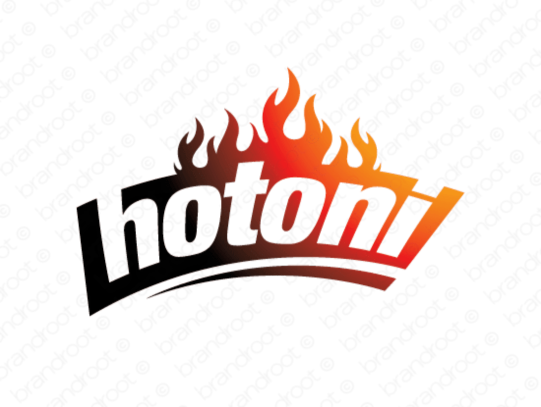 Brandable Domain Name - hotoni.com