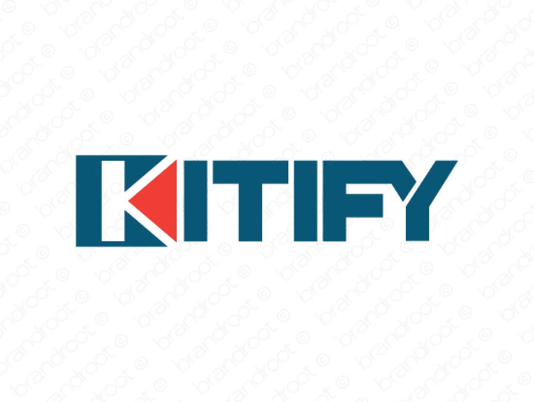 Brandable Domain Name - kitify.com