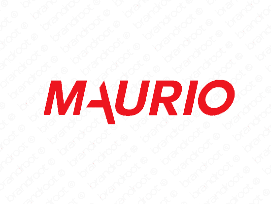 Brandable Domain Name - maurio.com