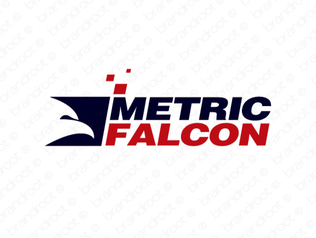 Brandable Domain Name - metricfalcon.com