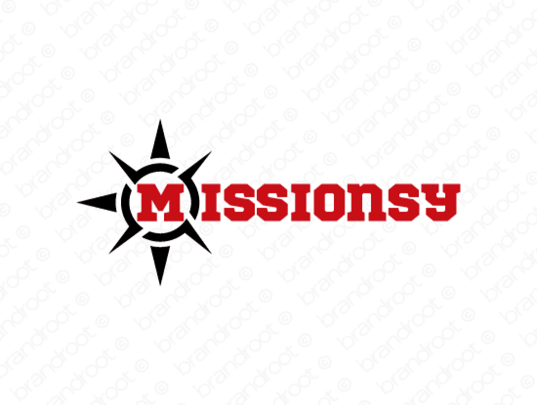 Brandable Domain Name - missionsy.com