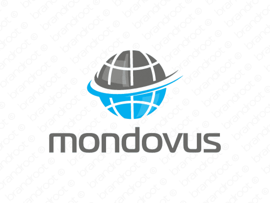 Brandable Domain Name - mondovus.com
