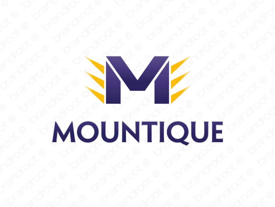 Brandable Domain Name - mountique.com