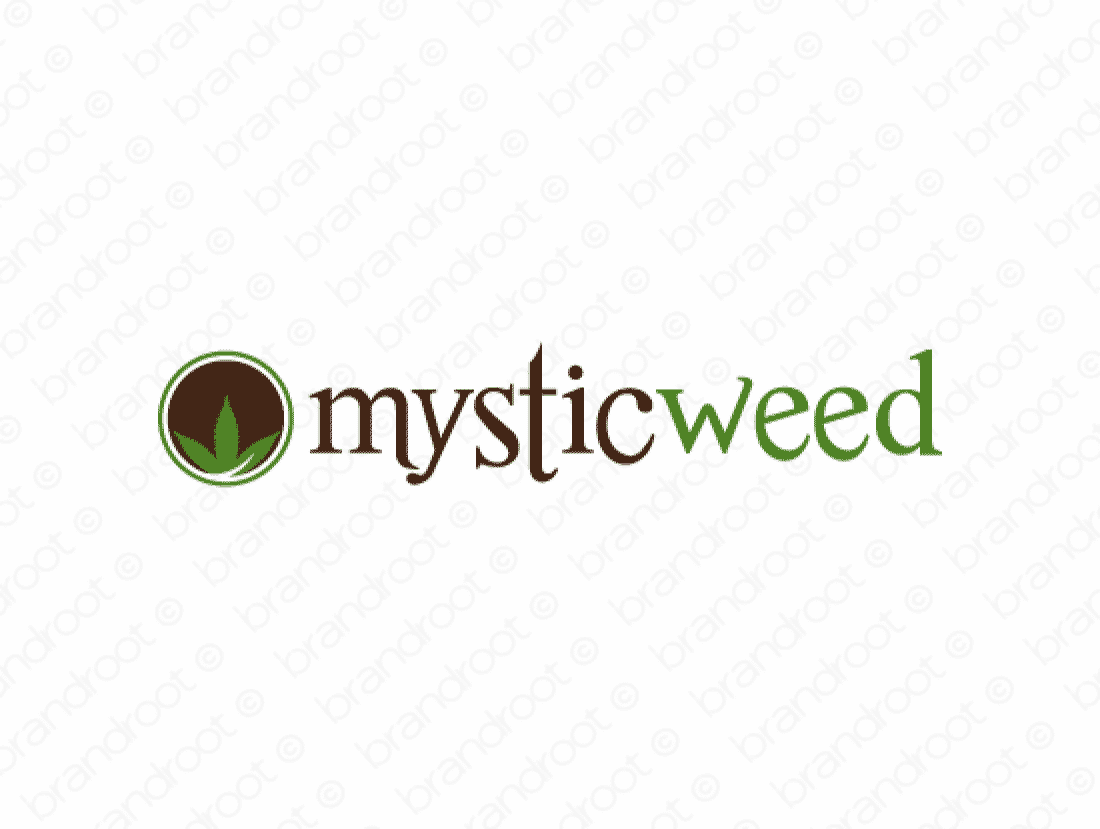 Brandable Domain Name - mysticweed.com