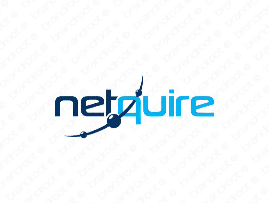 Brandable Domain Name - netquire.com