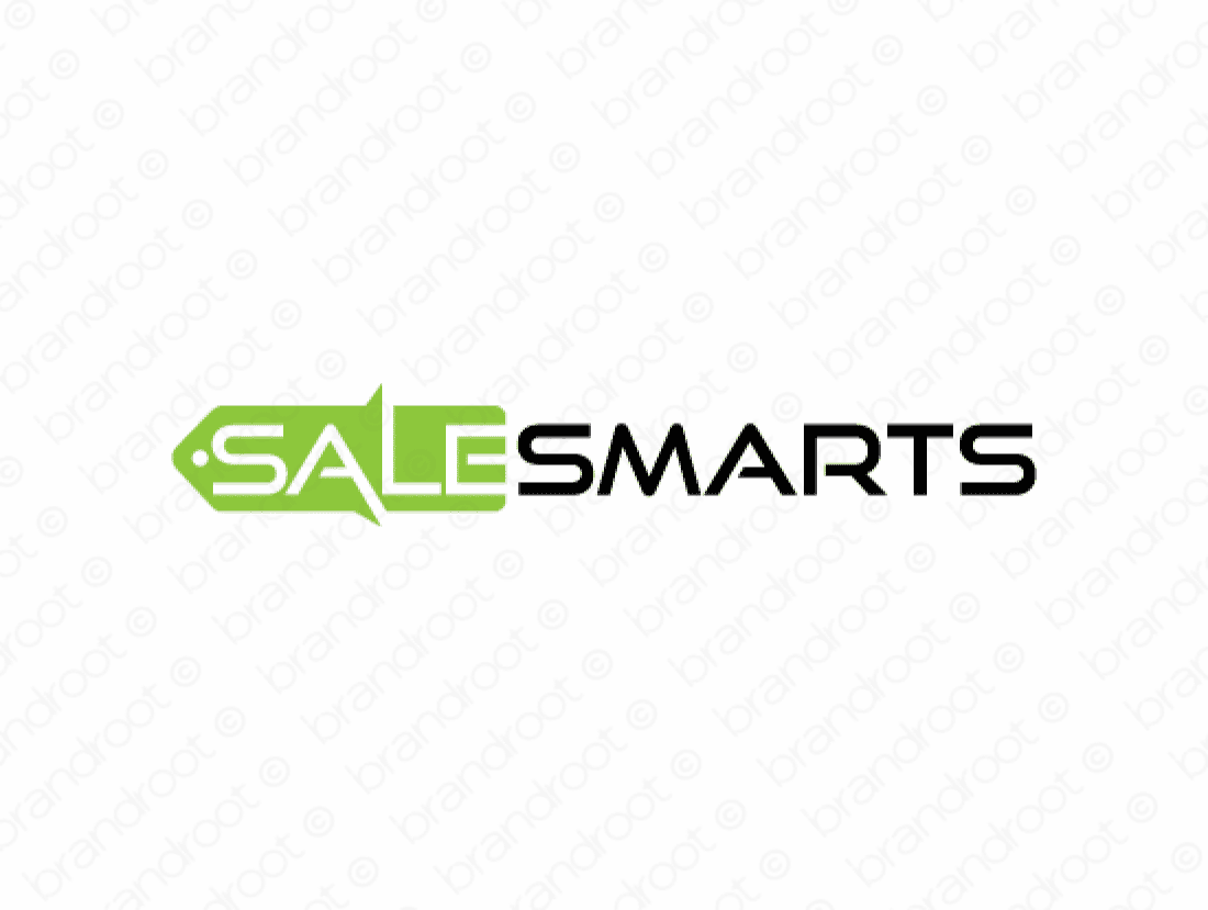 Brandable Domain Name - salesmarts.com