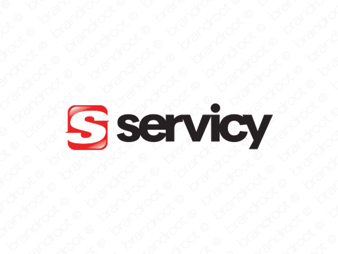 Brandable Domain Name - servicy.com
