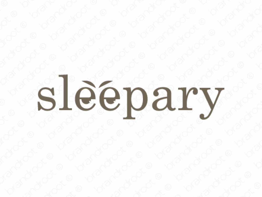 Brandable Domain Name - sleepary.com