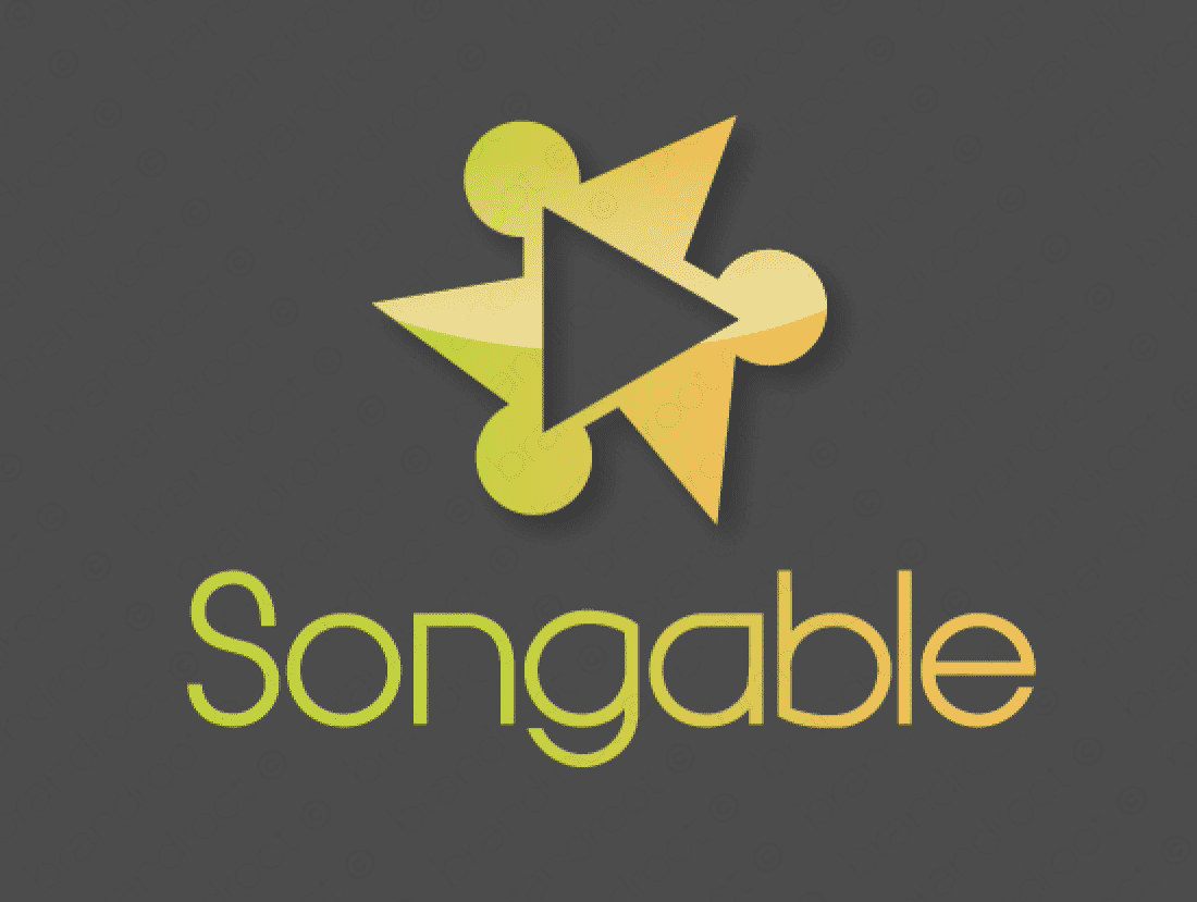 Brandable Domain Name - songable.com