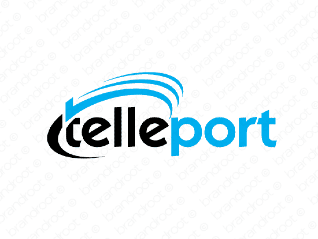Brandable Domain Name - telleport.com
