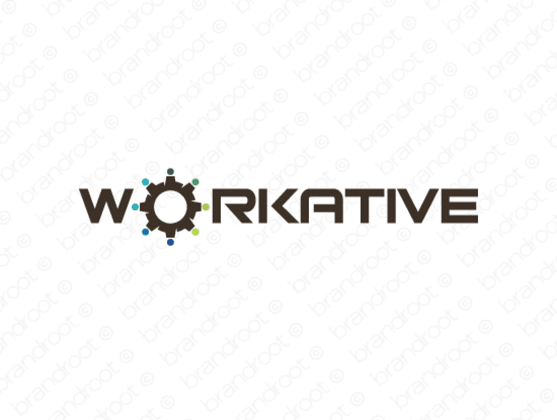 Brandable Domain Name - workative.com