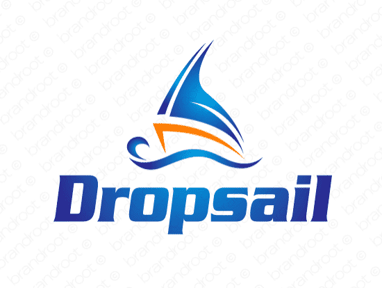Brandable Domain Name - dropsail.com