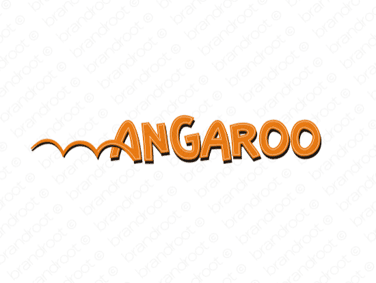 Brandable Domain Name - Angaroo.com