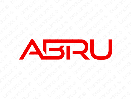Brandable Domain Name - abru.com