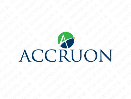Brandable Domain Name - accruon.com