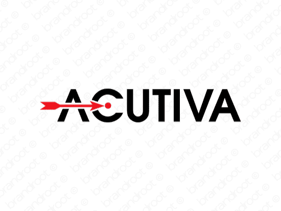 Brandable Domain Name - acutiva.com