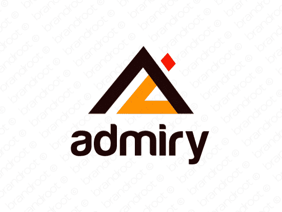 Brandable Domain Name - admiry.com