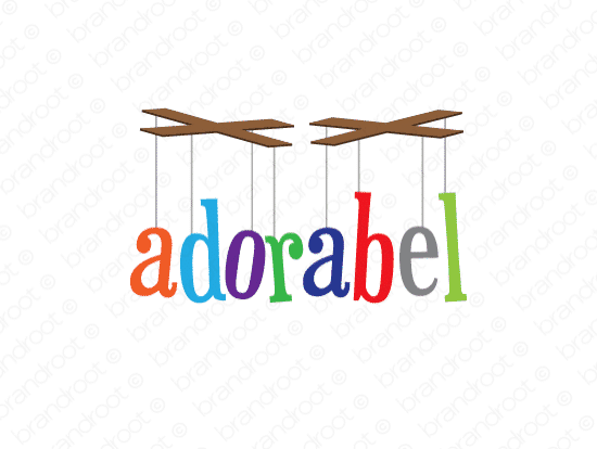 Brandable Domain Name - adorabel.com