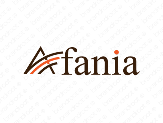 Brandable Domain Name - afania.com