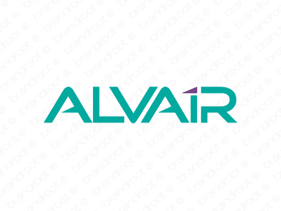 Brandable Domain Name - alvair.com