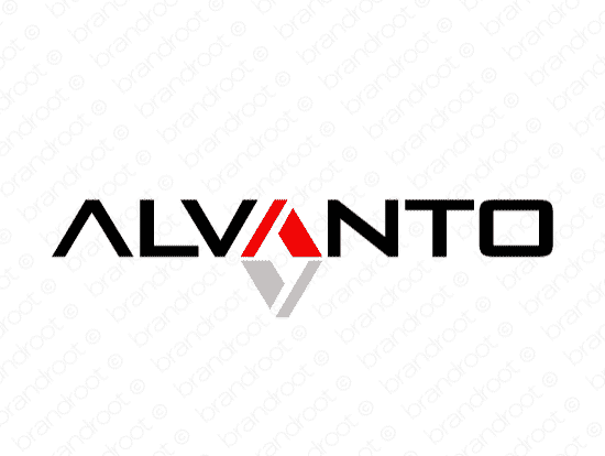 Brandable Domain Name - alvanto.com