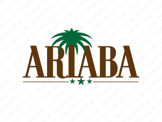 Brandable Domain Name - ariaba.com