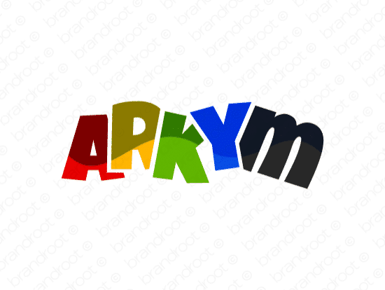 Brandable Domain Name - arkym.com