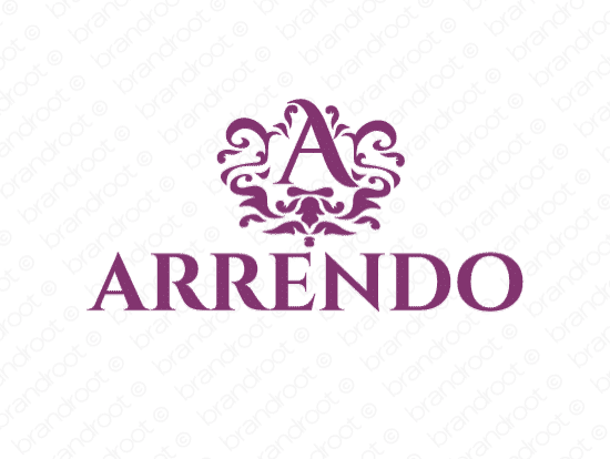 Brandable Domain Name - arrendo.com