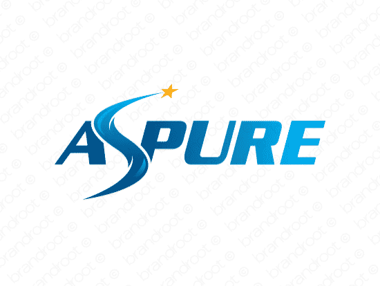 Brandable Domain Name - aspure.com