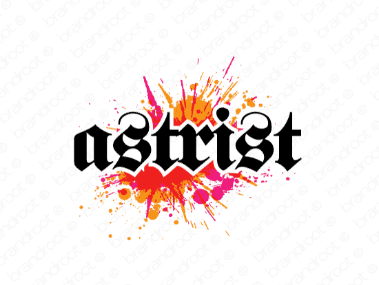 Brandable Domain Name - astrist.com
