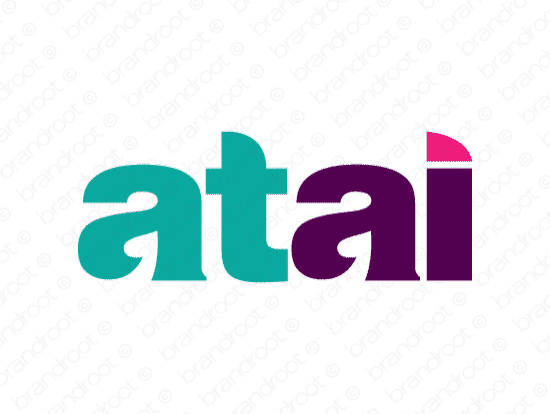 Brandable Domain Name - atai.com