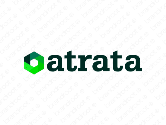 Brandable Domain Name - atrata.com
