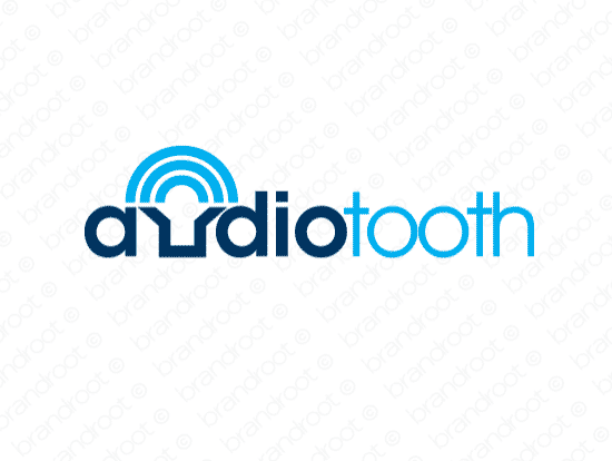 Brandable Domain Name - audiotooth.com